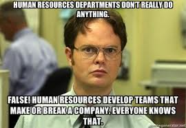 Let Dwight lay some knowledge on ya...